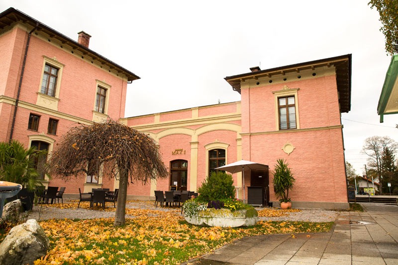 Schloss Garatshausen Cafe